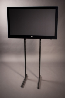 LCD TV so stojanom 50-tka
